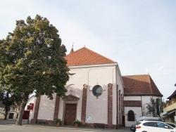 Photo paysage et monuments, Herrlisheim - église Saint Michel