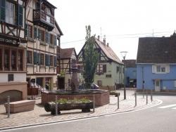 Photo paysage et monuments, Kintzheim - Fontaine