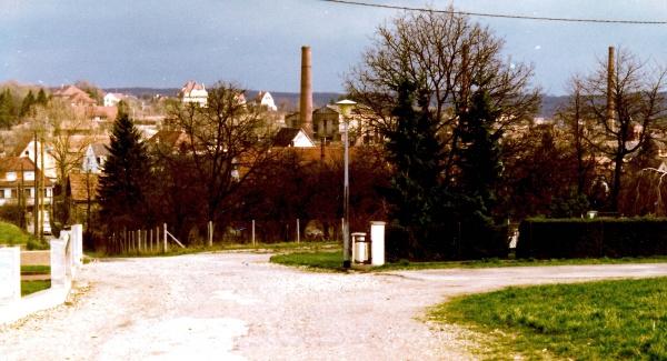 Photo Merkwiller-Pechelbronn - Pechelbronn le 27 février 1977
