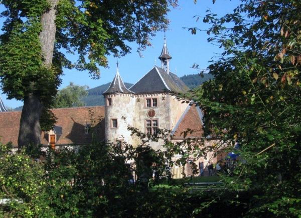 Photo Thanvillé - le château
