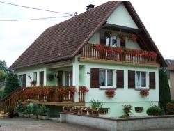Photo paysage et monuments, Wimmenau - Wimmenau  maison fleurie