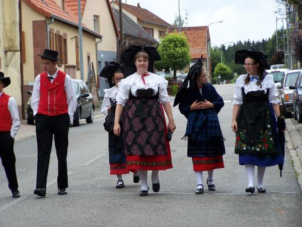 Alsaciens rue Principale Wimmenau