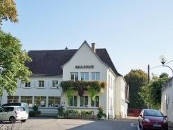 Photo paysage et monuments, Algolsheim - Mairie