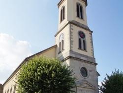 Photo paysage et monuments, Algolsheim - église St Pierre St paul