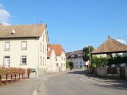 Photo paysage et monuments, Algolsheim - Le Village