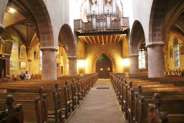 Photo Ammerschwihr - église St Martin