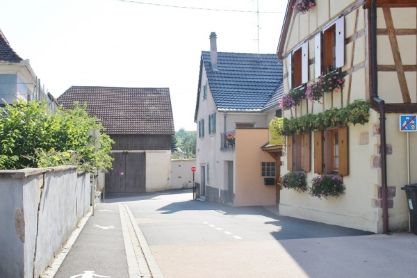 Photo Beblenheim - Le Village