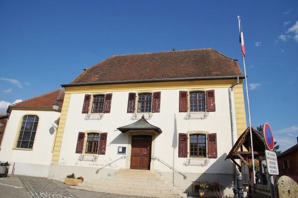 Photo Bruebach - la Mairie