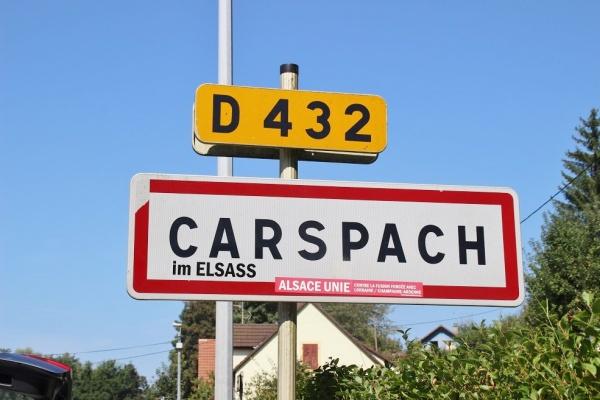 Photo Carspach - carspach (68130)