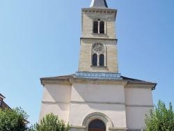 Photo paysage et monuments, Carspach - église saint Georges