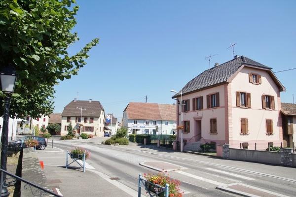 Photo Carspach - le village