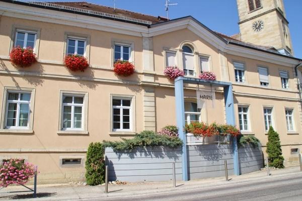 Photo Carspach - la Mairie
