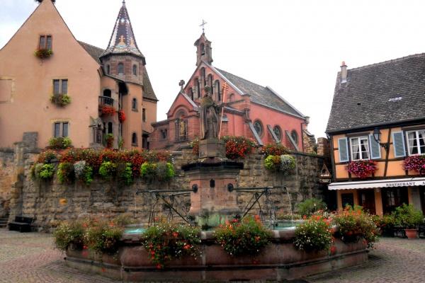 Eguisheim 68420 - Office de tourisme eguisheim ...