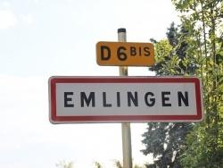 Photo paysage et monuments, Emlingen - emlingen (68130)