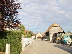 Photo paysage et monuments, Emlingen - le village