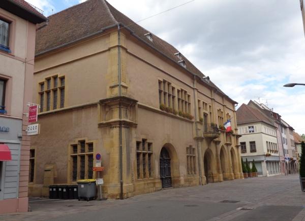 Photo Ensisheim - Palais de la Régence