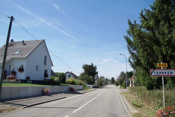 Photo Franken - le village