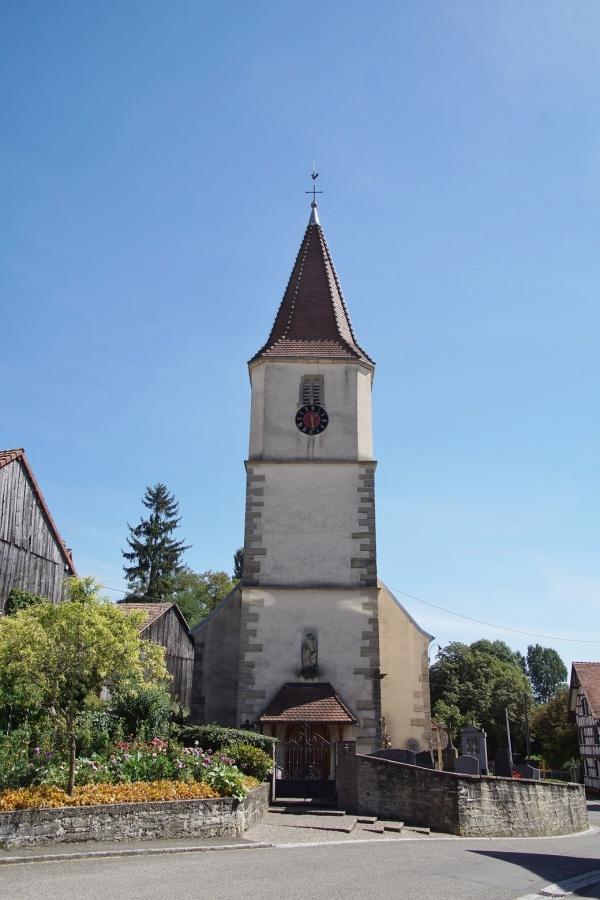 Photo Franken - église Saint Georges