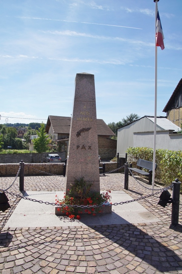 Photo Franken - le monument aux morts
