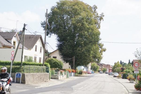 Photo Grentzingen - le village