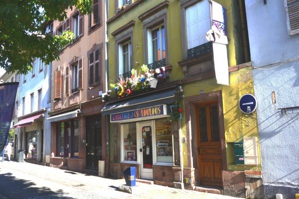 Photo Guebwiller - Guebwiller-Rue de la République.