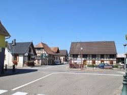 Photo paysage et monuments, Hirtzbach - le village