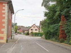 Photo paysage et monuments, Hundsbach - le village