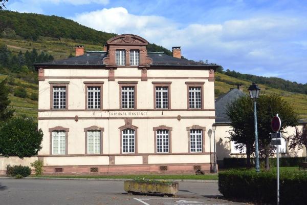 Photo Kaysersberg - Kaysersberg-Octobre 2014.Tribunal d'instance.