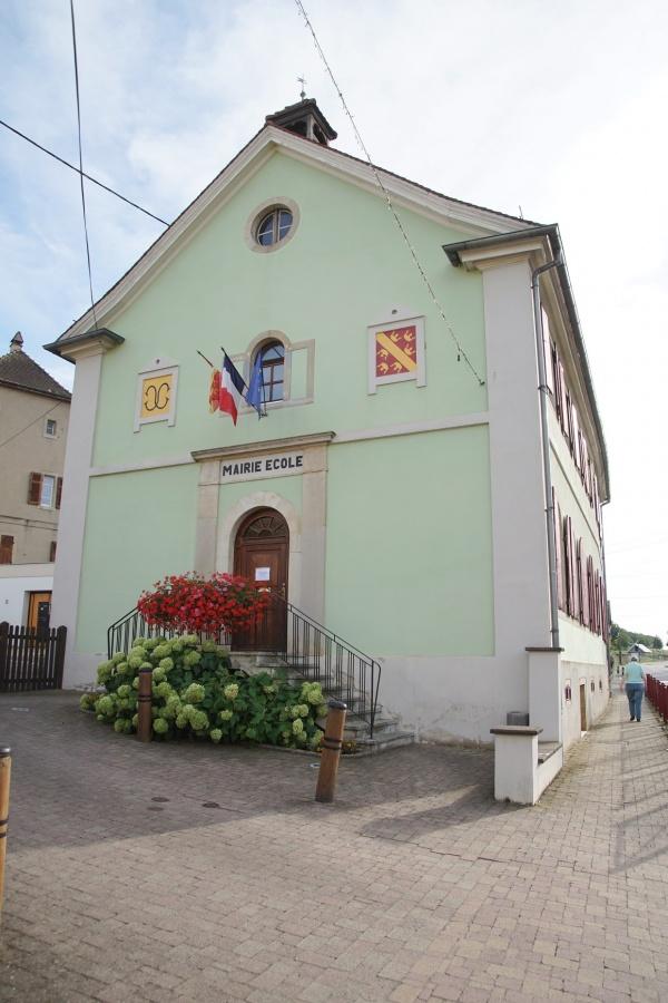 Photo Koetzingue - la Mairie