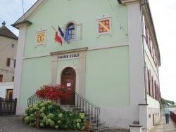 Photo paysage et monuments, Koetzingue - la Mairie
