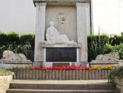 Photo paysage et monuments, Koetzingue - le monument aux morts