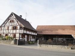 Photo paysage et monuments, Koetzingue - le village
