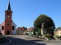 Photo paysage et monuments, Largitzen - Le Village