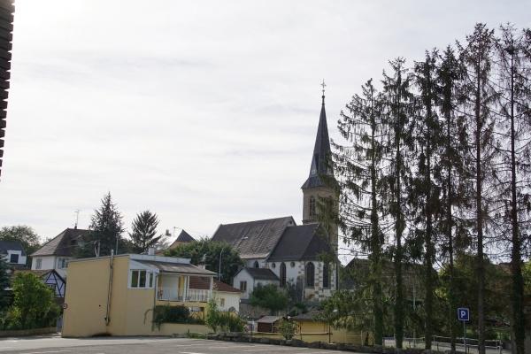église Saint Michel