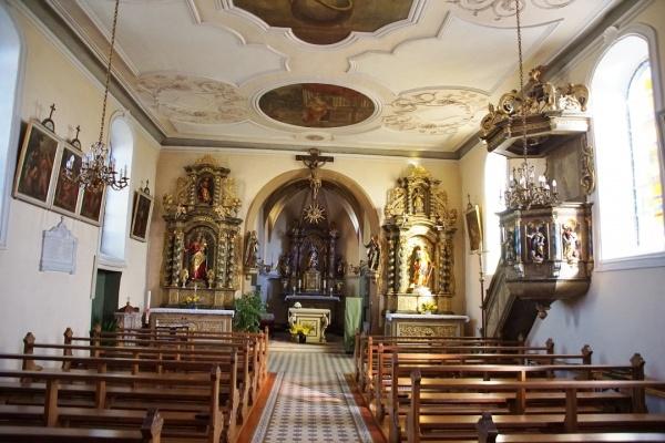 église Sainte Agathe