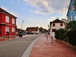 Photo paysage et monuments, Niffer - Le Village