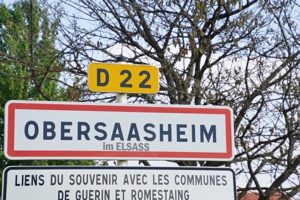 Photo Obersaasheim - obersaasheime (68600)