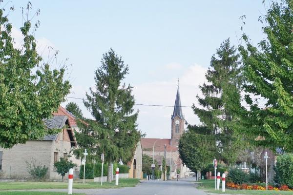 Photo Obersaasheim - le village
