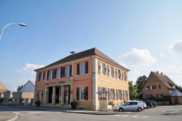 Photo Obersaasheim - la mairie