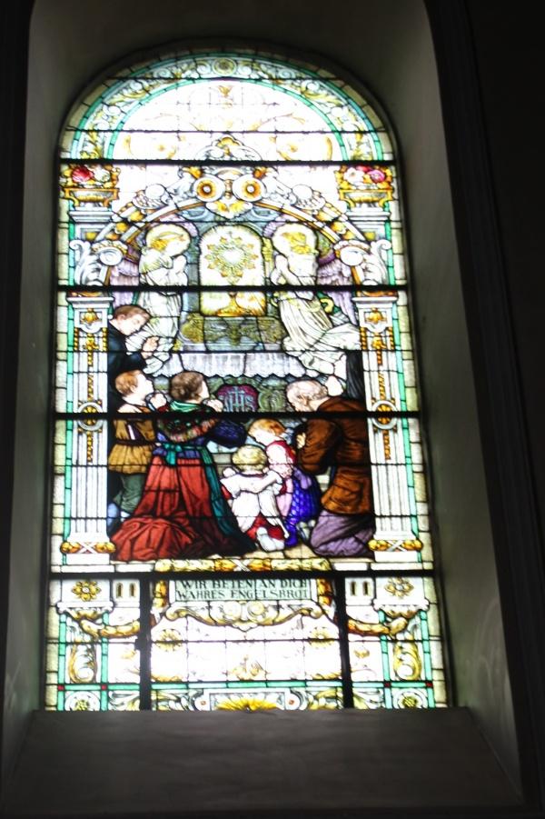 Photo Oltingue - église Saint Martin