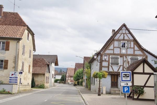 Photo Oltingue - le village