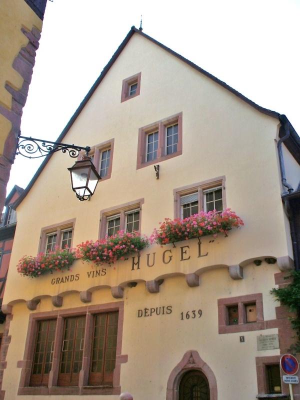 Photo Riquewihr - Riquewihr-Rue centrale