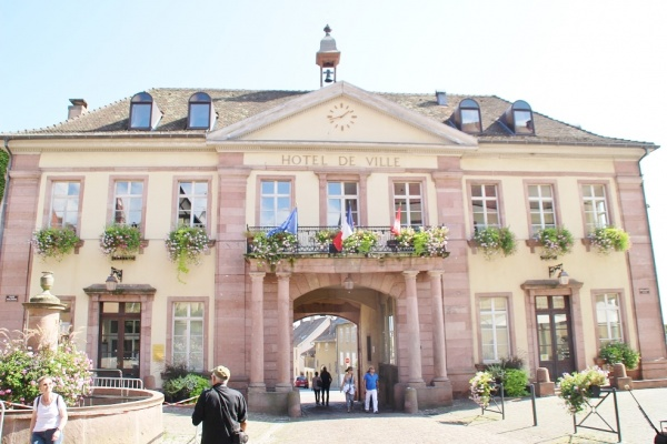 Photo Riquewihr - la mairie