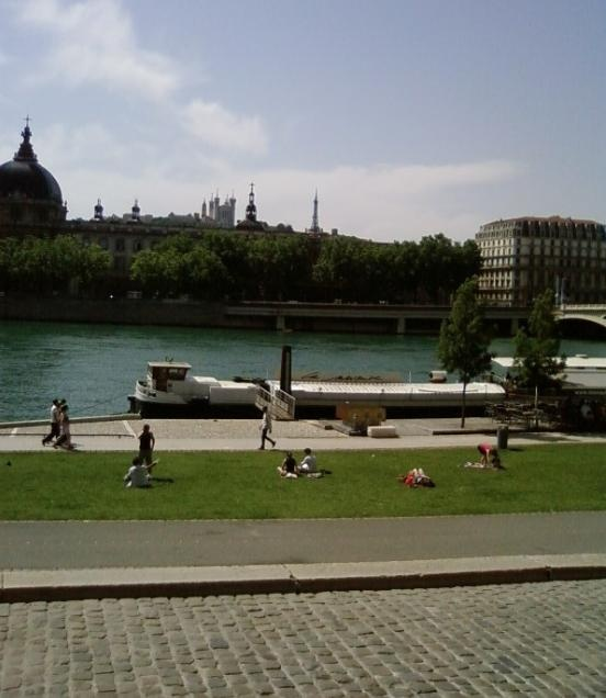 Photo Lyon - Quai du Rhône