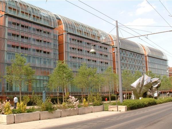 Photo Lyon - Cité Internationale