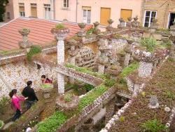 Photo paysage et monuments, Lyon - Le Jardin Rosa Mir