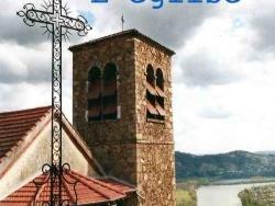 Photo paysage et monuments, Tupin-et-Semons - l'église