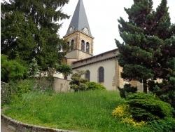 Photo paysage et monuments, Genay - église