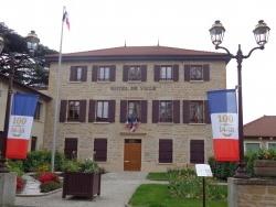Photo paysage et monuments, Genay - Hotel de Ville