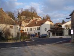Photo paysage et monuments, Boult - boult  chateau  fontaine 2011